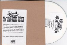 EDWARD SHARPE & THE MAGNETIC ZEROS RARE 3 TRACK SAMPLER CD [UP FROM BELOW]