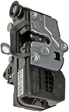 Dr Lock Actuator Integrated w/ Latch Dorman 931-316 Fits 06-10 Lucerne Rear Left