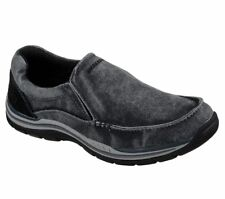 Men's Skechers Relaxed Fit: Expected Avillo Loafer Shoes, 64109 /BLK Sizes 8-14