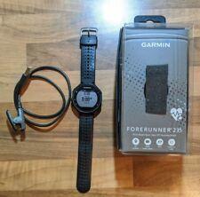 Garmin Forerunner 235 Heart Rate Monitor GPS Running Watch - Black/Grey