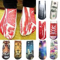 Gifts Among Us Game Impostor Sus Funny Socks Novelty Soft Warmer Stocking