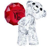 Swarovski Crystal Creation 5396290 Kris Bear-Carpricorn RRP $89