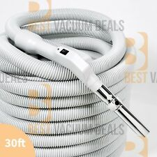 NEW!! Special Vacuflo Central Vacuum hose 30' Vac Hose - Universal- Easy to usE!
