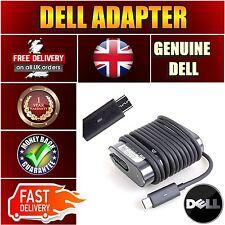 Nuevo 20V X 1.5A, 12V X 2A 5V X 2A Genuino Dell Usb-C AC-DC adaptador fuente de alimentación