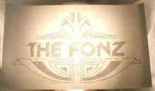 THE FONZ FONZIE OF HAPPY DAYS Original 1970s T-Shirt-Iron On