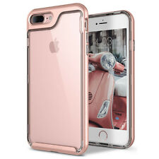Crystal Clear Hard Bumper Case Slim Shockproof Cover For Apple iPhone 7Plus 5.5""