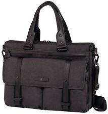 Victorinox Architecture Urban Brunswick Laptop Briefcase w/ Tablet Pocket - Gray