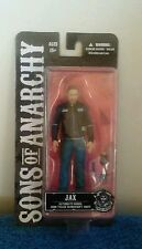 """SOA JAX TELLER 6"""" ACTION FIGURE Sons of Anarchy NIP collectible Charlie Hunnam"""