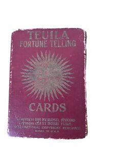 Teuila Fortune Telling Cards - Relics