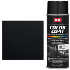 SEM 15013, Landau Black, Color Coat Vinyl Paint