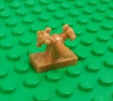*NEW* Lego Small Gold Tap Hot Cold for Bathroom Kitchen x  1 piece