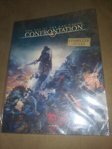 Age Of The Rag'Narok Confrontation Complete Rules Rsckham Book And Map