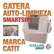 CATIT SMARTSIFT Gatera Auto Limpieza