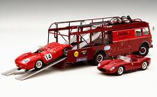 Exoto / Phil Hill & Scuderia Ferrari at Le Mans 1958 / Scale 1:43 / #EXO00012GS6