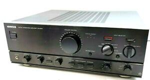 KENWOOD DA-9010 High End Integrated Digital Amplifier with DAC **SERVICED**