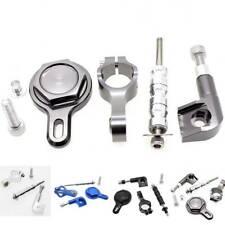 For  R1 R6 MT09 FZ09 Tracer Steering Damper Stabilizer Bracket Mount Kit