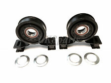 LAND ROVER FREELANDER 02-05 DRIVE SHAFT SUPPORT BEARING SET x2  #TOQ000060 NEW