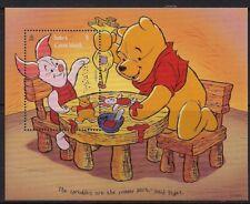 Turks & Caicos Stamp - 96 Christmas, Winnie the Pooh Stamp - Nh