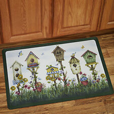 "Home Sweet Home Memory Foam Anti-Fatigue Kitchen Floor Mat 18"" x 30"""