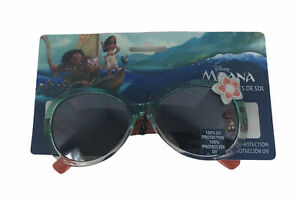 Disney Moana Girls Sun Glasses 100% UV Protection Kids Children NEW