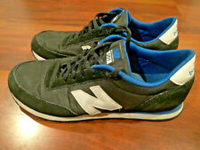 New Balance 501 ML501 BWR Men's Athletic Running Shoes Black White Blue Size 12