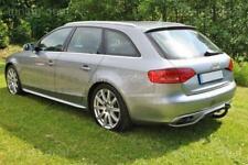 Diffusor passend für Audi A4 8K B8 Heckdiffusor für Limousine und Avant (Doppele