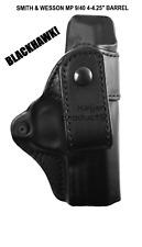 "BLACKHAWK! 420418BK-R INSIDE WAISTBAND HOLSTER RH S&W M&P 9/40 4"""