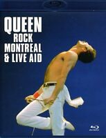 Queen - Queen Rock Montreal / Live Aid - 2008 / 2007 Brand New and Sealed Bluray