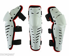 Mx Motocicleta De Motocross Articulada De Rodilla Shin Pads Protector Equipos de protección Body Armour