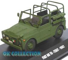1:43 Military Model FIAT AR 76 (Italy 1982) _ DeAgostini (28)