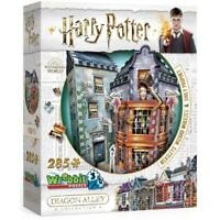 Wrebbit 3D Puzzle Diagon Alley Collection: Weasley Wizards Wheezes (285pc)