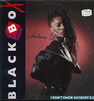 """Black Box ~ I DONT KNOW ANYBODY ELSE  - 12"""" Maxi Schallplatte Vinyl LP"""