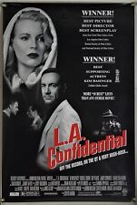 L.A. Confidential Ds Rolled Orig 1Sh Movie Poster James Ellroy Guy Pearce (1997)