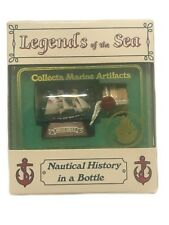 Brig Swift COL 940 Legends of the Sea Collecta Marine Artifacts Ship in a Bottle