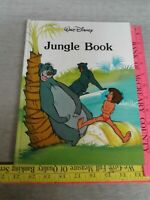 The Jungle Book by Walt Disney Twin Books Gallery Book Collectible 1986 HB