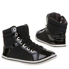 Vintage-Schuhe aus Kunstleder für Damen