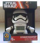 NEW Star Wars Stormtrooper Bulb Botz alarm clock