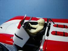 FIGURINE  PILOTE  1/18   PORSCHE  908  FLUNDER   AUTO ART    VROOM   A   PEINDRE