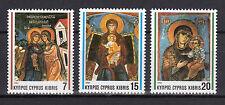 Cyprus 1992 Christmas Mnh