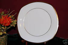 10 Lenox Eternal White Square Lunch Accent Plates New Usa