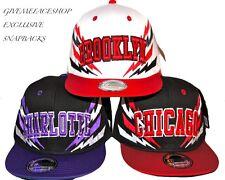 Premium Cappello Snapback,Visiera Piatta Baseball Aderente Cappelli Raro Vintage