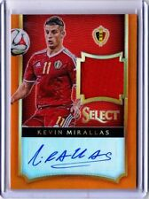 Panini Piece of Authentic 2015-2016 Soccer Trading Cards