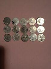 Turkey Ottoman Coins Sultan Selim-3 . Ah-1203- 10-Para.Lar 19-Pcs Set