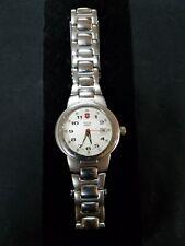 Swiss Army Victorinox Wrist Watch for Women. Swiss made, stainless steel.