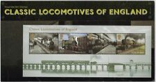 GB Presentation Pack 451 2011 CLASSIC LOCOMOTIVES OF ENGLAND