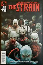 THE STRAIN #1 (DARK HORSE) GUILLERMO DEL TORO FX TV SHOW NM