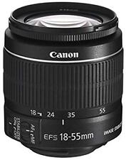 Canon EF-S 18-55mm f/3.5-5.6 IS II Lens perfectly fit on Camera EOS Rebel XS,T2i