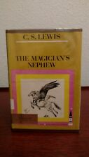 New listing 1St Edition/ 9Th Printing C.S. Lewis The Magician'S Nephew Hardcover Narnia # 6