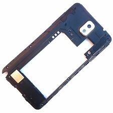 100% Genuine Samsung Galaxy Note III 3 rear chassis+camera glass+loud speaker