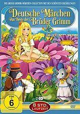 Deutsche Märchen: Das Beste der Brüder Grimm [2 DVDs] von -   DVD   Zustand neu